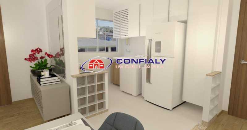 fotos-33 - Apartamento 1 quarto à venda Benfica, Rio de Janeiro - R$ 219.000 - MLAP10016 - 8