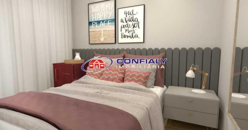 fotos-34 - Apartamento 1 quarto à venda Benfica, Rio de Janeiro - R$ 219.000 - MLAP10016 - 9