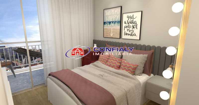 fotos-35 - Apartamento 1 quarto à venda Benfica, Rio de Janeiro - R$ 219.000 - MLAP10016 - 10