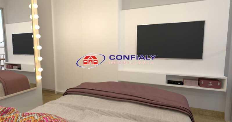 fotos-36 - Apartamento 1 quarto à venda Benfica, Rio de Janeiro - R$ 219.000 - MLAP10016 - 11