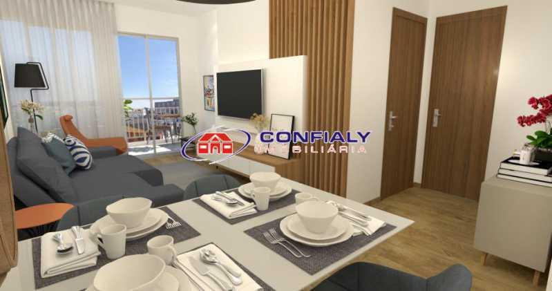fotos-37 - Apartamento 1 quarto à venda Benfica, Rio de Janeiro - R$ 219.000 - MLAP10016 - 12