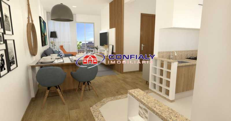 fotos-38 - Apartamento 1 quarto à venda Benfica, Rio de Janeiro - R$ 219.000 - MLAP10016 - 13