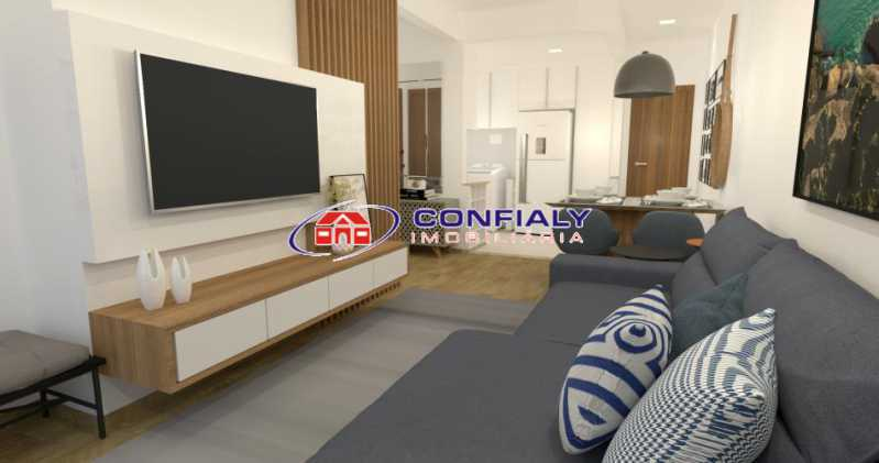 fotos-40 - Apartamento 1 quarto à venda Benfica, Rio de Janeiro - R$ 219.000 - MLAP10016 - 15