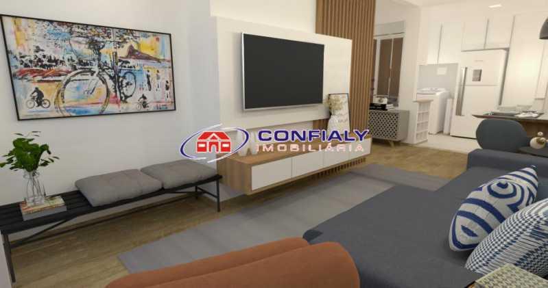 fotos-41 - Apartamento 1 quarto à venda Benfica, Rio de Janeiro - R$ 219.000 - MLAP10016 - 16