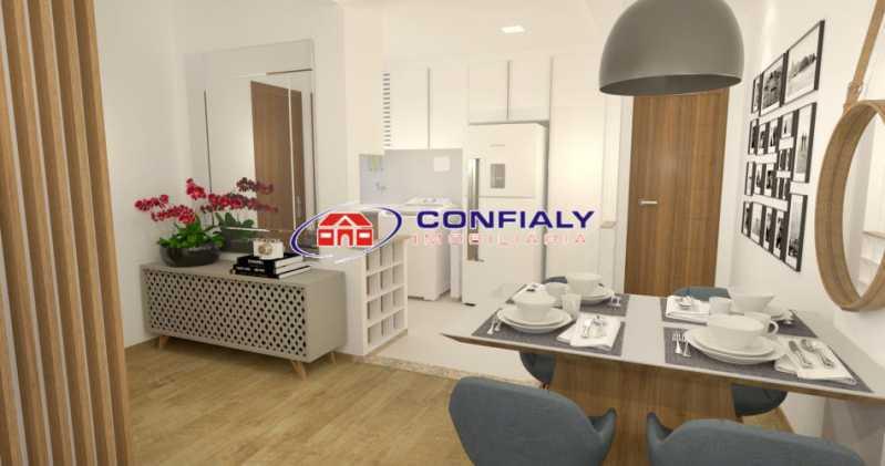fotos-42 - Apartamento 1 quarto à venda Benfica, Rio de Janeiro - R$ 219.000 - MLAP10016 - 17
