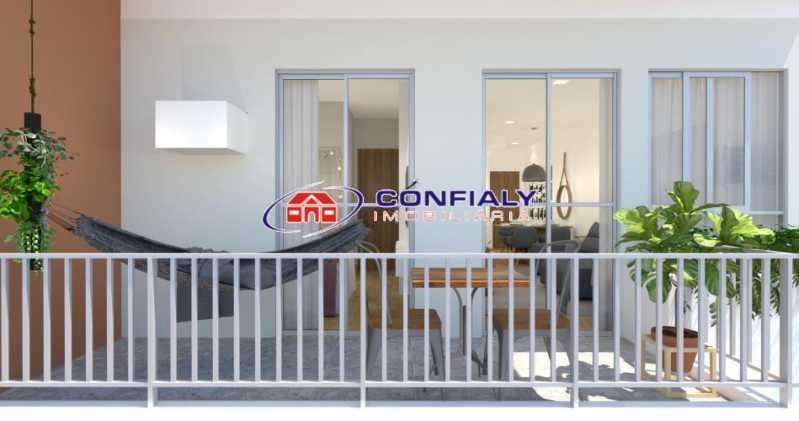 fotos-43 - Apartamento 1 quarto à venda Benfica, Rio de Janeiro - R$ 219.000 - MLAP10016 - 18