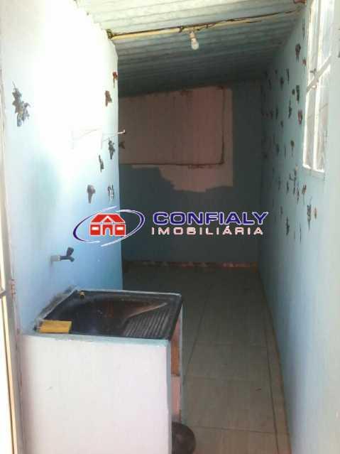Área de serviços - Casa 2 quartos à venda Madureira, Rio de Janeiro - R$ 115.000 - MLCA20046 - 13