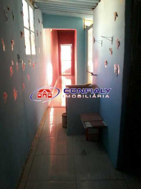 Área de serviços - Casa 2 quartos à venda Madureira, Rio de Janeiro - R$ 115.000 - MLCA20046 - 3