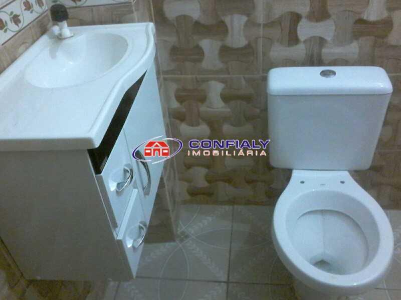 Banheiro 02 - Casa 2 quartos à venda Madureira, Rio de Janeiro - R$ 115.000 - MLCA20046 - 17