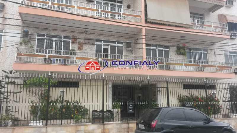 1 - Condomínio - Apartamento 2 quartos à venda Vila da Penha, Rio de Janeiro - R$ 450.000 - MLAP20113 - 1