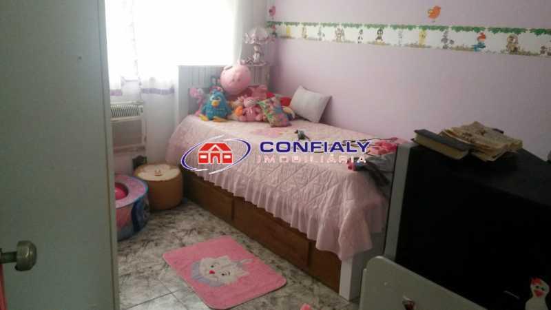 7 - Quarto Solteiro - Apartamento 2 quartos à venda Vila da Penha, Rio de Janeiro - R$ 450.000 - MLAP20113 - 8
