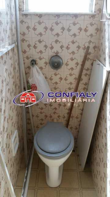 17 - Banheiro Empregada - Apartamento 2 quartos à venda Vila da Penha, Rio de Janeiro - R$ 450.000 - MLAP20113 - 18