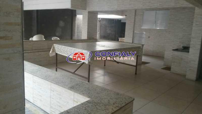 20 - Salão de Festas - Apartamento 2 quartos à venda Vila da Penha, Rio de Janeiro - R$ 450.000 - MLAP20113 - 21
