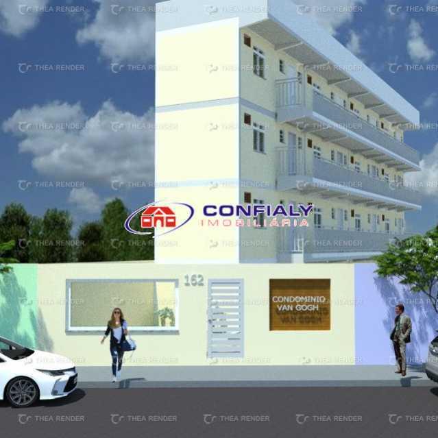 374_G1606758223 - Kitnet/Conjugado 18m² à venda Madureira, Rio de Janeiro - R$ 75.000 - MLKI10003 - 14