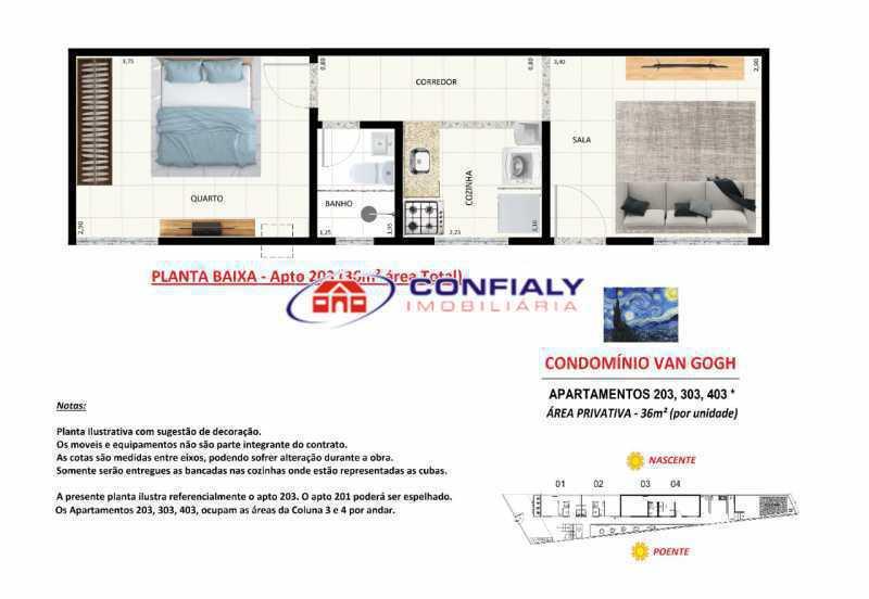 374_G1616417804 - Kitnet/Conjugado 18m² à venda Madureira, Rio de Janeiro - R$ 75.000 - MLKI10003 - 15