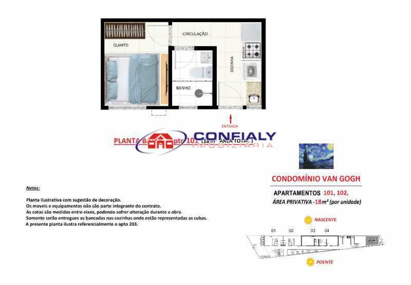 e4df6ca9-034c-4719-8cfb-74525a - Kitnet/Conjugado 18m² à venda Madureira, Rio de Janeiro - R$ 75.000 - MLKI10003 - 17