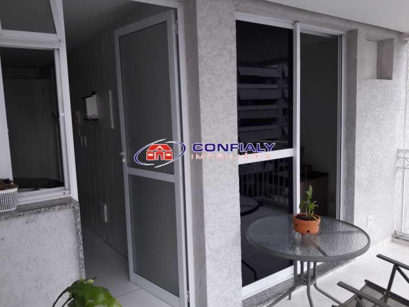 e3db6288-e222-4aa3-b3c0-060fde - Apartamento 2 quartos à venda Vila Valqueire, Rio de Janeiro - R$ 360.000 - MLAP20134 - 1
