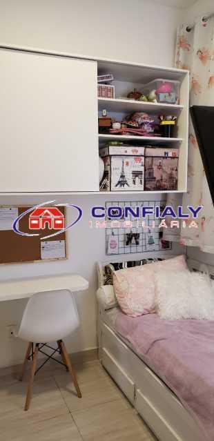quarto 2 - Casa em Condomínio 2 quartos à venda Taquara, Rio de Janeiro - R$ 515.000 - MLCN20025 - 6