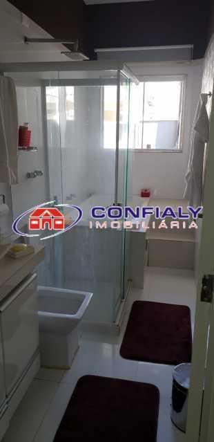 Banheiro com hidro - Casa em Condomínio 2 quartos à venda Taquara, Rio de Janeiro - R$ 515.000 - MLCN20025 - 11