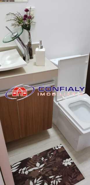 Banheiro - Casa em Condomínio 2 quartos à venda Taquara, Rio de Janeiro - R$ 515.000 - MLCN20025 - 12