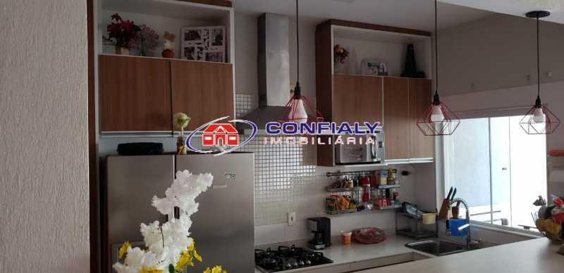 Cozinha - Casa em Condomínio 2 quartos à venda Taquara, Rio de Janeiro - R$ 515.000 - MLCN20025 - 13