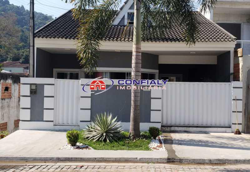 Frente casa - Casa em Condomínio 2 quartos à venda Taquara, Rio de Janeiro - R$ 515.000 - MLCN20025 - 1
