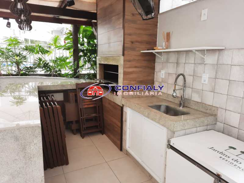 3c97fcae-53f7-4329-93ee-fbf761 - Apartamento 3 quartos à venda Vila Valqueire, Rio de Janeiro - R$ 360.000 - MLAP30019 - 3