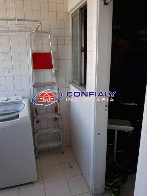 8363e0ed-bd2d-4925-a56d-8e86ce - Apartamento à venda Rua Capitão Jesus,Cachambi, Rio de Janeiro - R$ 300.000 - MLAP30020 - 8