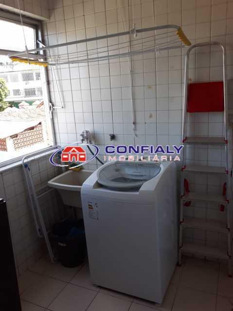 área de serviço - Apartamento à venda Rua Capitão Jesus,Cachambi, Rio de Janeiro - R$ 300.000 - MLAP30020 - 9