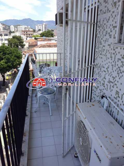 ef967d91-92f8-4b8d-a3af-eb420b - Apartamento à venda Rua Capitão Jesus,Cachambi, Rio de Janeiro - R$ 300.000 - MLAP30020 - 6
