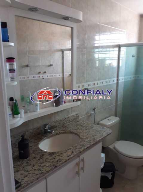 foto 3 banheiro - Apartamento à venda Rua Capitão Jesus,Cachambi, Rio de Janeiro - R$ 300.000 - MLAP30020 - 21