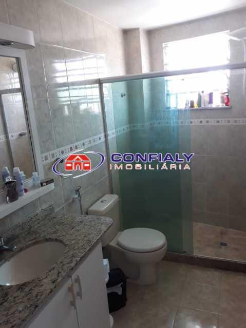 foto 2 banheiro - Apartamento à venda Rua Capitão Jesus,Cachambi, Rio de Janeiro - R$ 300.000 - MLAP30020 - 20