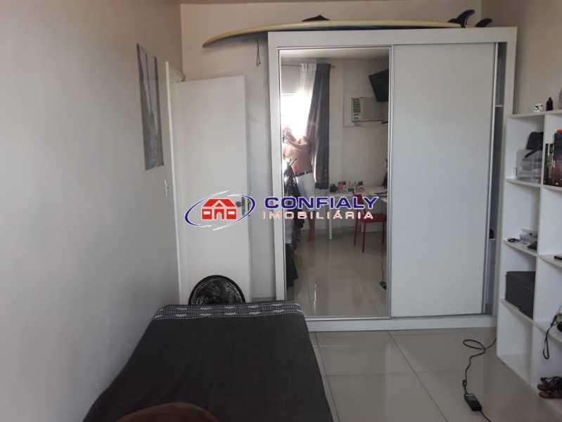 quarto - Apartamento à venda Rua Capitão Jesus,Cachambi, Rio de Janeiro - R$ 300.000 - MLAP30020 - 19
