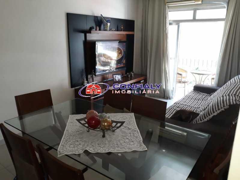 sala de jantar2 - Apartamento à venda Rua Capitão Jesus,Cachambi, Rio de Janeiro - R$ 300.000 - MLAP30020 - 4