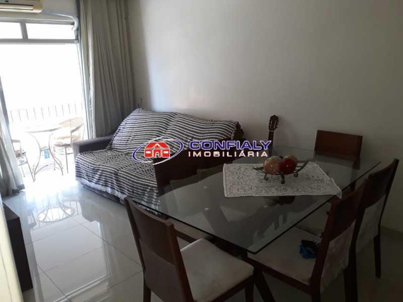 sala de jantar - Apartamento à venda Rua Capitão Jesus,Cachambi, Rio de Janeiro - R$ 300.000 - MLAP30020 - 3