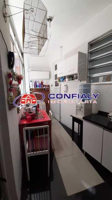 coz e  área - Apartamento à venda Rua Monsenhor Amorim,Engenho Novo, Rio de Janeiro - R$ 180.000 - MLAP20140 - 11