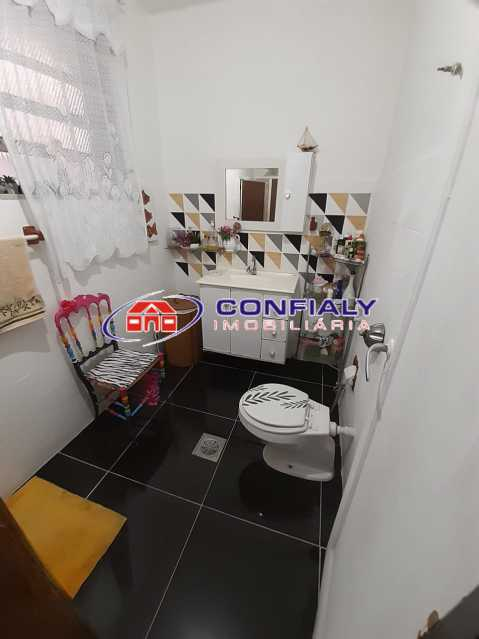 banheiro 2 - Apartamento à venda Rua Monsenhor Amorim,Engenho Novo, Rio de Janeiro - R$ 180.000 - MLAP20140 - 15