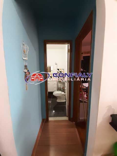 corredor - Apartamento à venda Rua Monsenhor Amorim,Engenho Novo, Rio de Janeiro - R$ 180.000 - MLAP20140 - 4