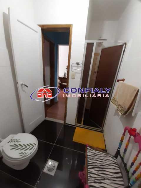 banheiro - Apartamento à venda Rua Monsenhor Amorim,Engenho Novo, Rio de Janeiro - R$ 180.000 - MLAP20140 - 14