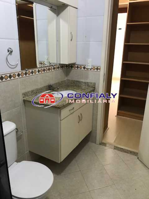 Banheiro 01 c - Casa em Condomínio à venda Rua das Hortências,Vila Valqueire, Rio de Janeiro - R$ 480.000 - MLCN20028 - 18