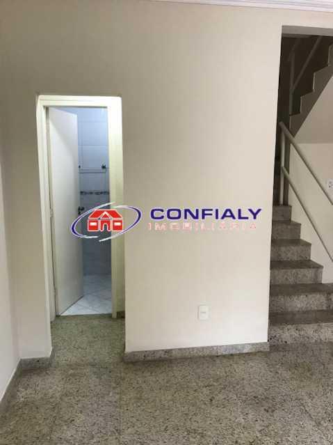 Entrada lavabo e banheiro - Casa em Condomínio à venda Rua das Hortências,Vila Valqueire, Rio de Janeiro - R$ 480.000 - MLCN20028 - 8