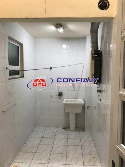 Lavanderia - Casa em Condomínio à venda Rua das Hortências,Vila Valqueire, Rio de Janeiro - R$ 480.000 - MLCN20028 - 12