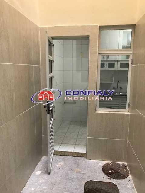 Area serviço e cozinha - Casa em Condomínio à venda Rua das Hortências,Vila Valqueire, Rio de Janeiro - R$ 480.000 - MLCN20028 - 11