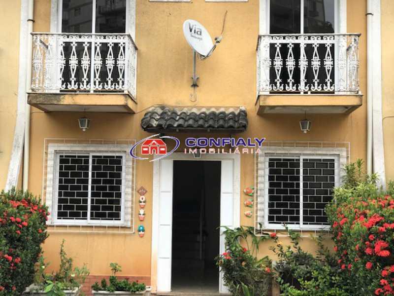 Entrada da casa - Casa em Condomínio à venda Rua das Hortências,Vila Valqueire, Rio de Janeiro - R$ 480.000 - MLCN20028 - 3