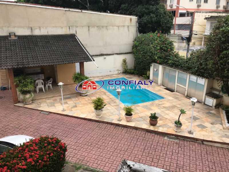 Area lazer 01 a - Casa em Condomínio à venda Rua das Hortências,Vila Valqueire, Rio de Janeiro - R$ 480.000 - MLCN20028 - 4