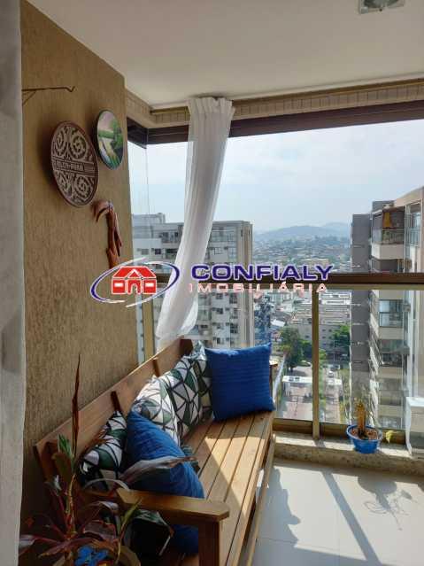 a04bbd53-6f58-4603-aa16-e56106 - Cobertura 3 quartos à venda Cachambi, Rio de Janeiro - R$ 920.000 - MLCO30002 - 17