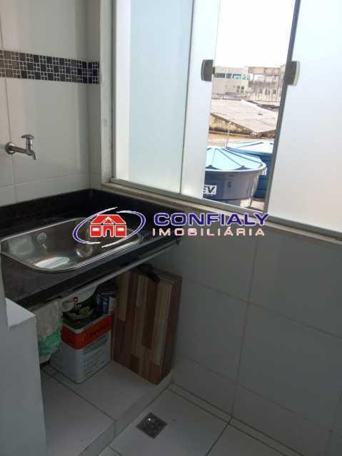 00431fd8-f635-4718-aff1-2c88e1 - Apartamento à venda Rua das Camélias,Vila Valqueire, Rio de Janeiro - R$ 190.000 - MLAP10030 - 16