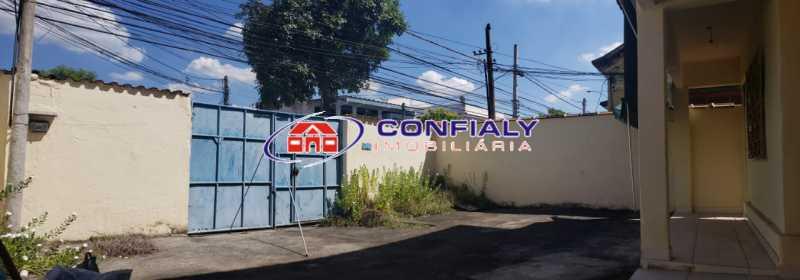 Parte da frente ; - Casa à venda Rua Frei Sampaio,Marechal Hermes, Rio de Janeiro - R$ 425.000 - MLCA30036 - 4