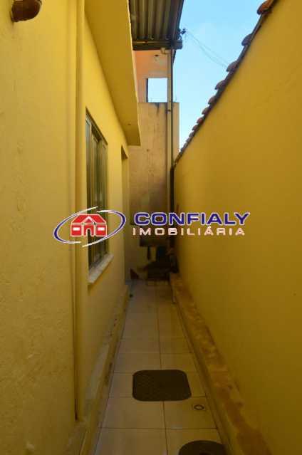 Corredque dá para cozinha - Casa à venda Rua Frei Sampaio,Marechal Hermes, Rio de Janeiro - R$ 425.000 - MLCA30036 - 8