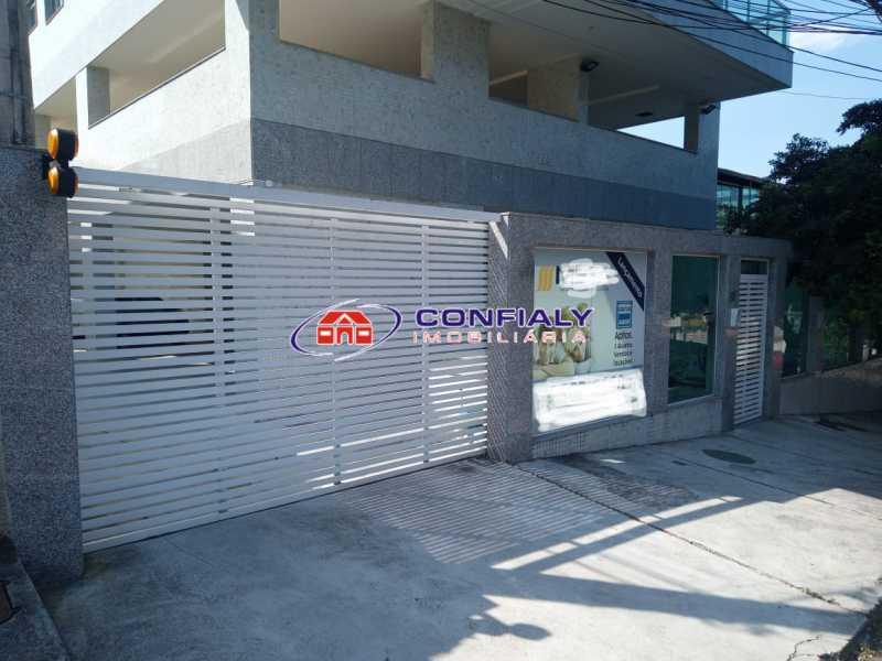 e7c33e68-974f-4305-b057-acf296 - Apartamento 3 quartos à venda Vila Valqueire, Rio de Janeiro - R$ 600.000 - MLAP30027 - 1